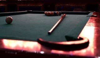 Professional pool table setup in Warner Robins content img2